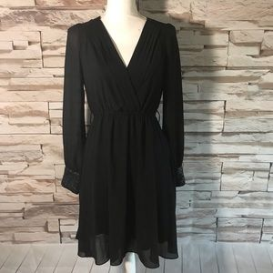 Forever21 Black Dress Sz S (M31)